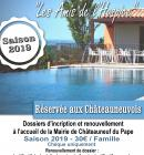 Piscine Associative - Saison 2019